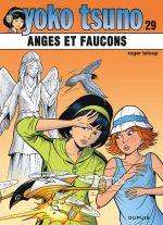 Yoko Tsuno T29 : Anges et faucons (0), bd chez Dupuis de Leloup