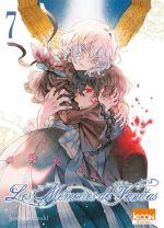 Les mémoires de Vanitas  T7, manga chez Ki-oon de Mochizuki