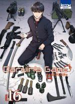 Darwin's game T16, manga chez Ki-oon de FLIPFLOPs