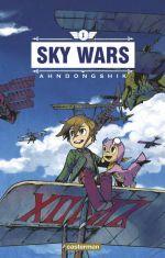 Sky wars T1, manga chez Casterman de Dongshik