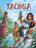 Taonga T1 : L'île mystérieuse (0), bd chez Jungle de Legendre, Fabrizio