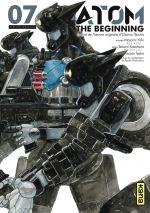 Atom - The beginning  T7, manga chez Kana de Tezuka, Yuuki, Kasahara