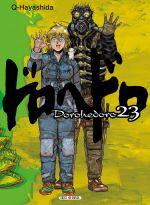 Dorohedoro T23, manga chez Soleil de Hayashida-Q