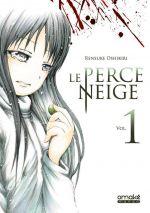 Le perce-neige T1, manga chez Omaké books de Oshikiri