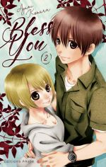 Bless you  T2, manga chez Akata de Komura