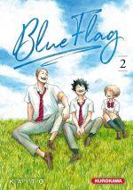 Blue flag T2, manga chez Kurokawa de Kaito
