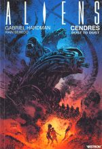 Aliens : Cendres (0), comics chez Vestron de Hardman, Beredo, d' Anda