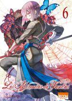 Les mémoires de Vanitas  T6, manga chez Ki-oon de Mochizuki