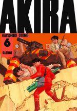 Akira (Noir et blanc) Edition originale T6, manga chez Glénat de Otomo