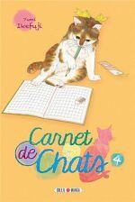 Carnet de chats T4, manga chez Soleil de Ikefuji
