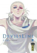 Devils line T12, manga chez Kana de Hanada