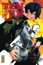 Tenjin T11, manga chez Kana de Komori, Sugie