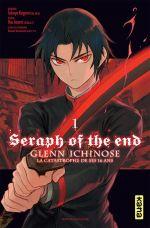 Seraph of the end - Glenn Ichinose T1, manga chez Kana de Kagami, Yamamoto