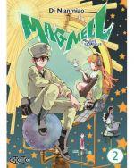 Ultramarine Magmell T2, manga chez Ototo de Nianmiao