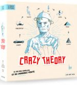 Crazy theorie, bd chez Le droit de perdre de Rubiella, Andrivon, Fabcaro