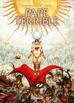 Le pape terrible T4 : L'Amour est aveugle (0), bd chez Delcourt de Jodorowsky, Caneshi, Merli