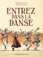 Entrez dans la danse, bd chez Delcourt de Guerineau