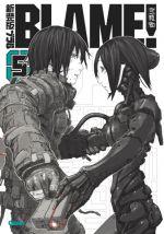 Blame ! – Edition deluxe, T5, manga chez Glénat de Nihei