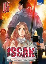Issak T6, manga chez Ki-oon de Makari, Double-s