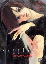 Happiness T7, manga chez Pika de Oshimi