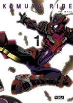Kamuya ride T1, manga chez Vega de Hisa