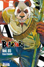 Beastars T5, manga chez Ki-oon de Itagaki