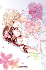 Come to me Wedding T1, manga chez Soleil de Nachi