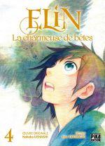Elin la charmeuse de bêtes T4, manga chez Pika de Uehashi, Takemoto