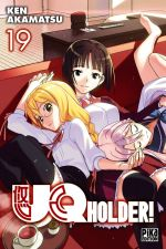 UQ Holder! T19, manga chez Pika de Akamatsu