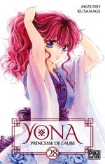 Yona, princesse de l'aube  T28, manga chez Pika de Mizuho