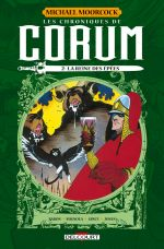 Les Chroniques de Corum T2, comics chez Delcourt de Baron, Mignola, Jones, Murtaugh, McCraw