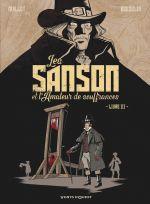 Les Sanson et l'amateur de souffrances T3, bd chez Glénat de Mallet, Beuzelin, Lauprêtre