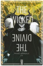 The Wicked + The Divine T5 : Phase impériale (1ère partie) (0), comics chez Glénat de Gillen, McKelvie, Wilson