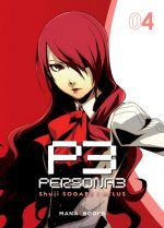 Persona 3 T4, manga chez Mana Books de Atlus, Sogabe