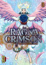 Ragna Crimson  T3, manga chez Kana de Kobayashi
