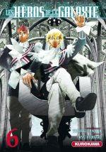 Les héros de la galaxie T6, manga chez Kurokawa de Tanaka