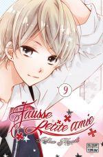 Fausse petite amie T9, manga chez Delcourt Tonkam de Hayashi