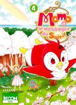 Momo et le messager du soleil T4, manga chez Ki-oon de Sasano