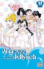 Princess jellyfish T17, manga chez Delcourt Tonkam de Higashimura