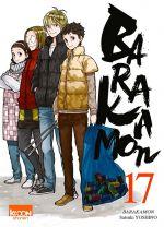Barakamon T17, manga chez Ki-oon de Yoshino