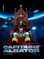 Capitaine Albator T1 : Mémoires de l'Arcadia (0), manga chez Kana de Alquié, Matsumoto
