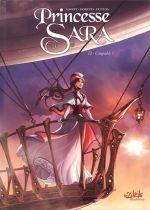 Princesse Sara T12 : Coupable ! (0), bd chez Soleil de Alwett, Moretti, Duclos
