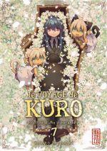 Le voyage de Kuro T7, manga chez Kana de Kiyuduki