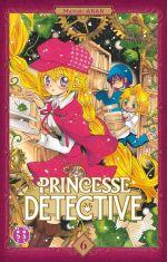 Princesse détective T6, manga chez Nobi Nobi! de Anan