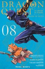 Dragon quest - Les héritiers de l'emblème T8, manga chez Mana Books de Eishima, Fujiwara