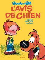 Boule et Bill : L'avis de chien (0), bd chez Dupuis de Delporte, Roba