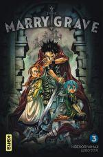 Marry Grave T3, manga chez Kana de Yamaji