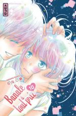 Banale à tout prix T10, manga chez Kana de Nanaji