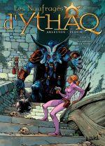 Les naufragés d'Ythaq T16 : Les Assiégés de Glèbe (0), bd chez Soleil de Arleston, Blanchard, Floch, Guth