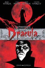 L'authentique Dracula, comics chez Graph Zeppelin de Reppion, Moore, Worley, Cassaday